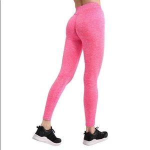 Pants - 🆕 Booty Boost Scrunch Push-Up Leggings 😳🍑🔥👀